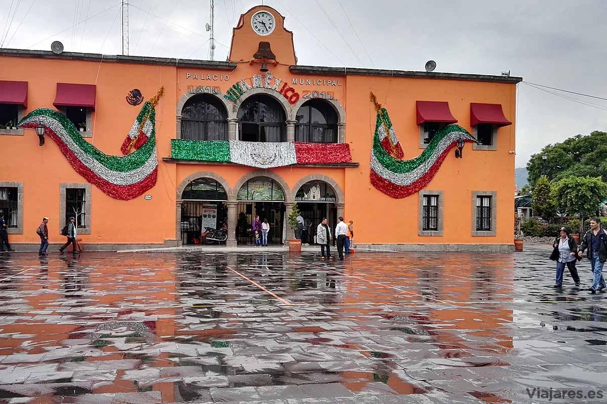 Ayuntamiento de Teopotzolán