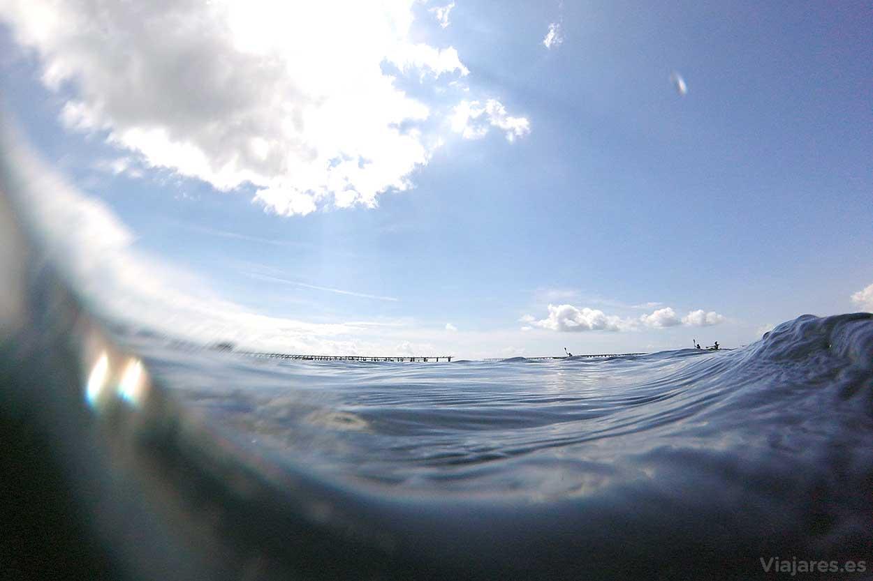 Navegar en kayak por el Delta del Ebro