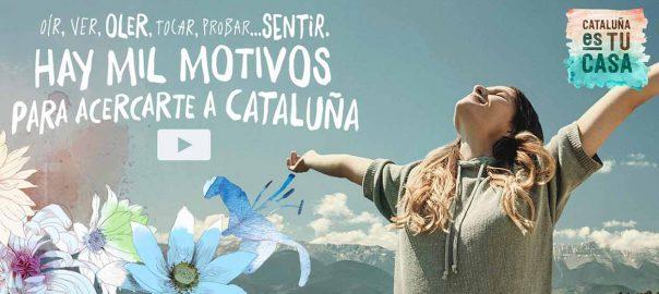 Campaña Cataluña es tu casa